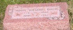 Addie Viola <I>Haskins</I> Dunn