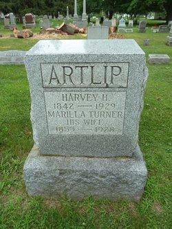 Marilla <I>Turner</I> Artlip