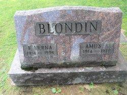 Amos A Blondin