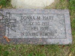 Donna M. <I>Fritz</I> Hare