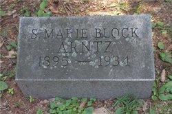Maria <I>Block</I> Arntz