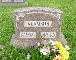 Albert Sherman Adamson