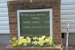 Second Elam Baptist Church Cemetery