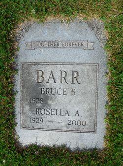 Rosella A Barr