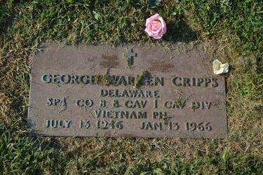George Warren Cripps