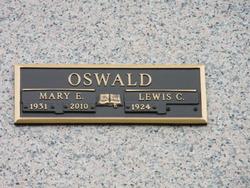 Mary E Oswald