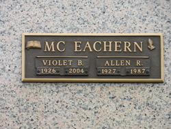 Allen R McEachern