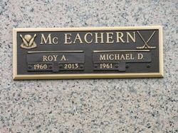 Roy A McEachern