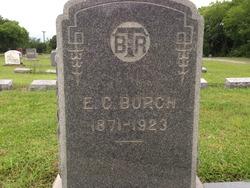 "Elijah Collwell ""EC"" Burch"