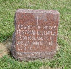 Frank Dutemple