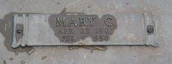 Mary Magdalene <I>Collinsworth</I> Conley