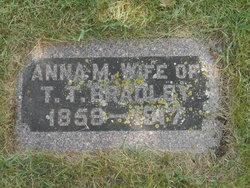 Anna M. <I>Thorson</I> Bradley
