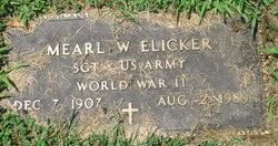 Mearl W Elicker
