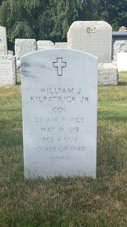 Col William Joseph Kilpatrick, Jr
