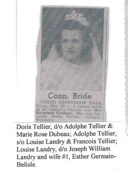 Doris L. <I>Tellier</I> Robillard