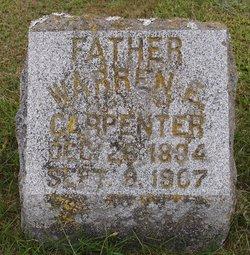 Warren Eastman Carpenter