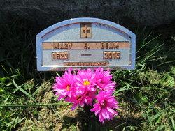Mary Elizabeth <I>Tennis</I> Beam
