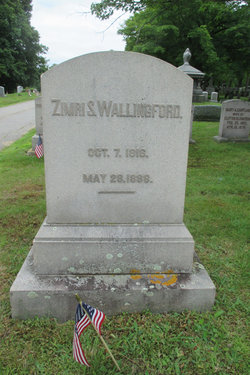 Zimri Scates Wallingford