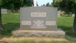 Elizabeth Myrtle <I>Dennis</I> Martin