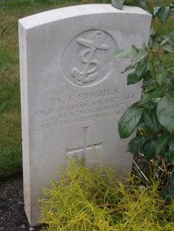 Able Seaman William Thomas Hughes