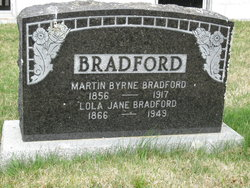Martin Byrne Bradford