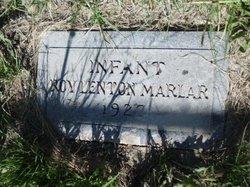 Roy Lenton Marlar