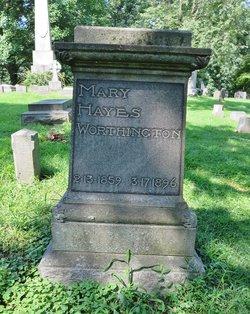 Mary Hayes Worthington