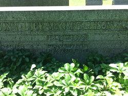 Lucy <I>McKim</I> Garrison