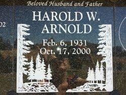 Harold W. Arnold