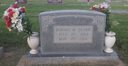 Burney M. Brown