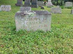 Catherine <I>Grafius</I> Candor