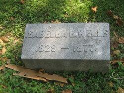 Isabella Bowman <I>Henry</I> Wells