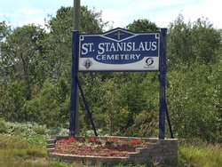 Saint Stanislaus Roman Catholic Cemetery (New)