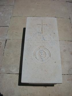 Major Charles Henry Benham