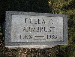 Frieda C Armbrust