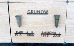 Karl A Grunow, II