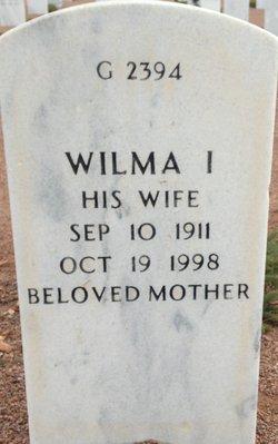 Wilma I Slack