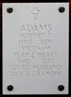 Rodney Truett Adams