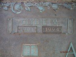 Clydie M. <I>Duke</I> Akers