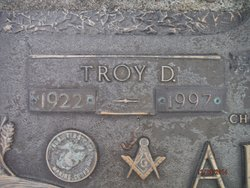 Troy Dale Akers