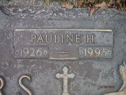 Pauline H. <I>Horvath</I> Akers