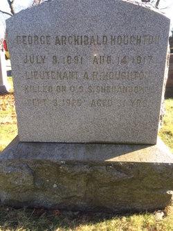 Lieut Arthur Reginald Houghton