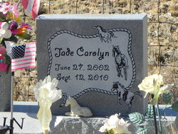 Jade Carolyn Tomlin