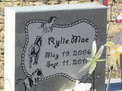 Rylie Mae Tomlin