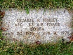 Claude R Finley