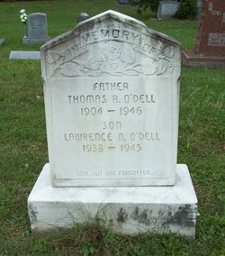 "Thomas Richard ""Jake"" O'Dell, Sr"