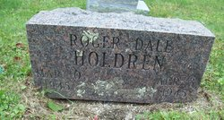 Roger Dale Holdren