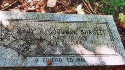 Mary Aileen <I>Goodwin</I> Burnett