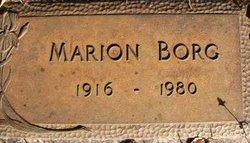 Marion Borg