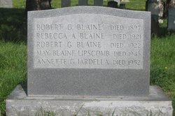 Rebecca A Blaine